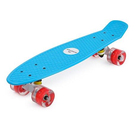 Скейтборд Kreiss Синий HF-SK001-2