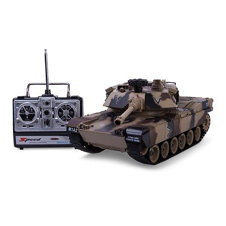 Танк р/у Global Bros Household M1A2 Abrams 1:20 со звуком в ассортименте