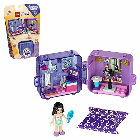 Конструктор LEGO Friends Шкатулка Эммы 41404