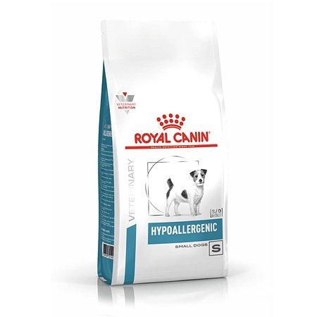 Корм для собак ROYAL CANIN Hypoallergenic HDS24 малых пород с пищевой аллергией 1кг