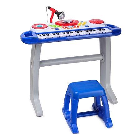 Игрушка ABC Пианино рок-звезды Синее 002068-NL