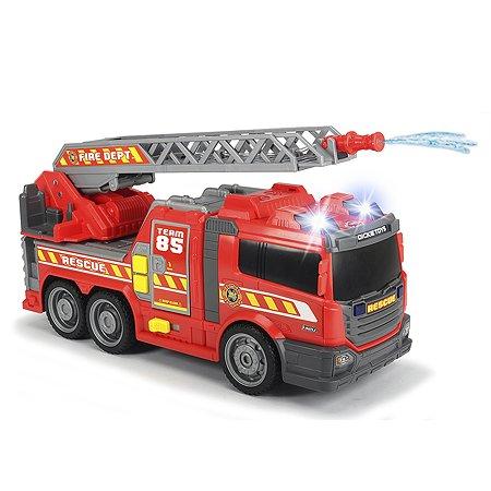 Машина Dickie пожарная с водой 3308371