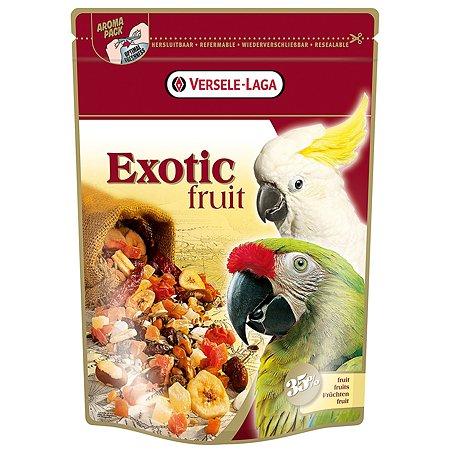 Корм для попугаев Versele-Laga Exotic крупных с фруктами 600г