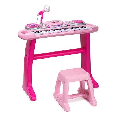 Игрушка ABC Пианино рок-звезды Розовое 02068G-NL