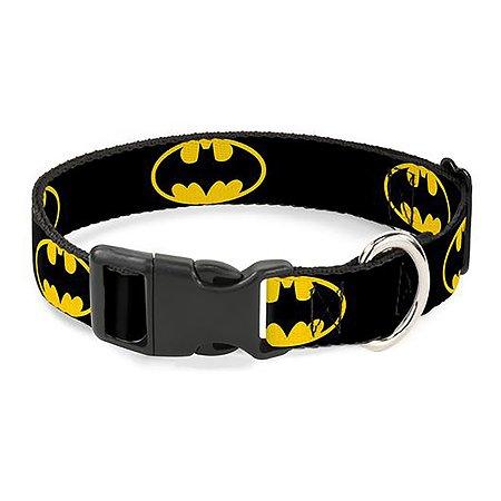 Ошейник для собак Buckle-Down Бэтмен CPC-WBM001-S