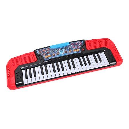 Игрушка ABC Синтезатор Красный 002084-NL
