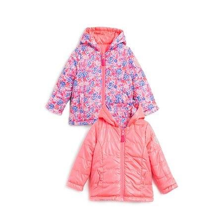 Куртка Coccodrillo розовая
