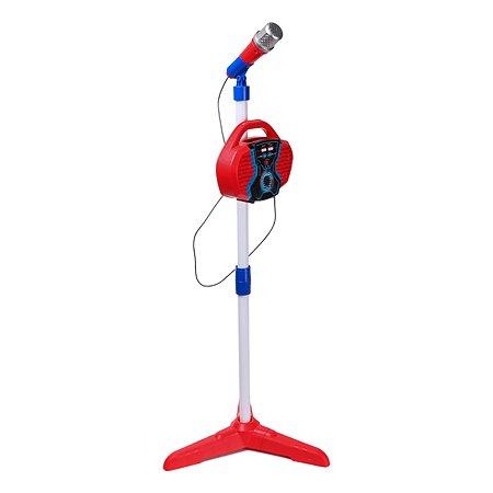 Игрушка ABC Микрофон 2в1 Красный 002086-NL