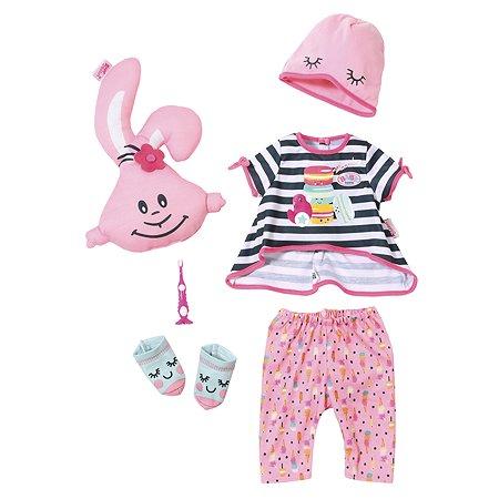 Набор одежды для куклы Zapf Creation Baby born Пижамная вечеринка 824-627