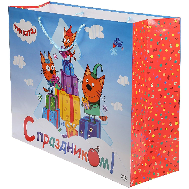 Пакет Играем вместе Новый год Три Кота 262432 - купить в ...
