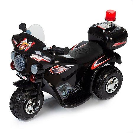Электромобиль Babyhit Little Biker Мотоцикл Black