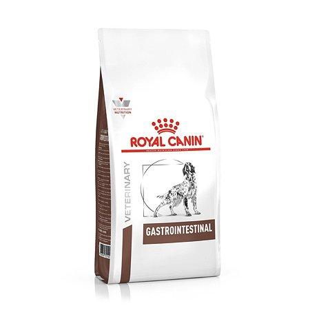 Корм для собак ROYAL CANIN Gastro Intestinal GI25 при нарушениях пищеварения 2кг
