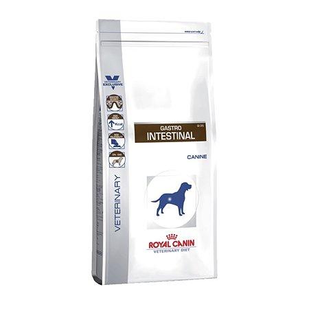 Корм для собак ROYAL CANIN Gastro Intestinal Gl25 при нарушении пищеварения 14кг