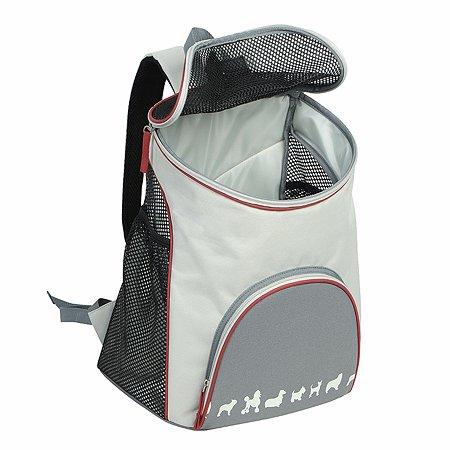 Переноска-рюкзак Nobby Jambi Серый