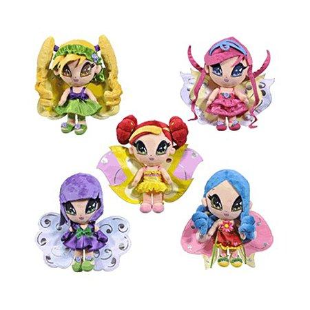 Кукла Bandai Pop Pixie мягконабивная 25 см в ассортименте