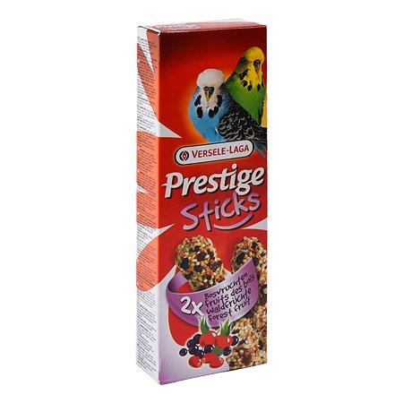 Лакомство для волнистых попугаев Versele-Laga Prestige Палочки с лесными ягодами 30г 2шт