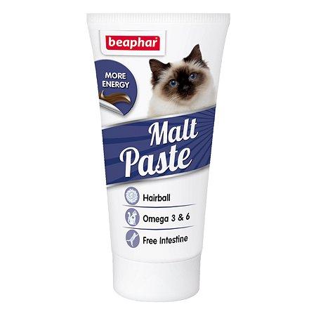 Паста для кошек Beaphar Malt Paste для вывода шерсти 25г