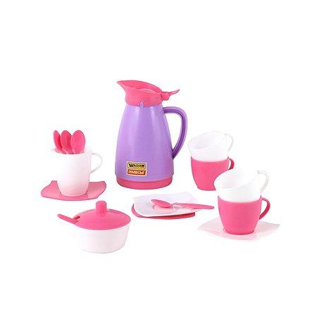 Набор посуды Полесье Алиса на 4 персоны (Pretty Pink)