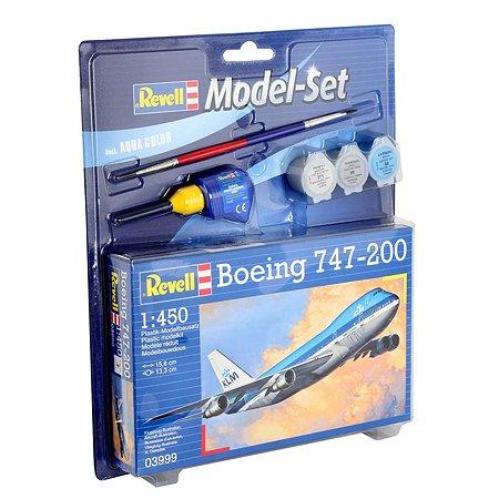 Модель Самолета Revell BOEING 747-200
