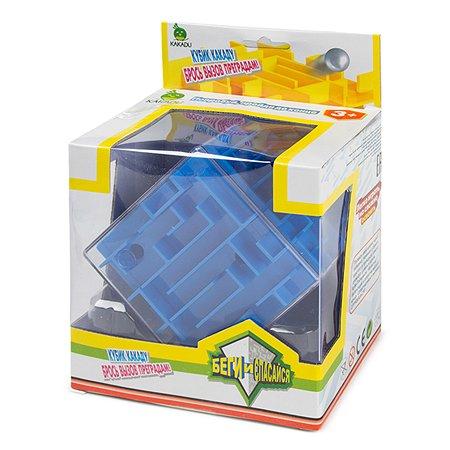 Игрушка KAKADU Куб-лабиринт в ассортименте