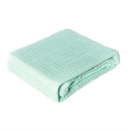 Одеяло вязаное Baby Nice 100х140 мятное