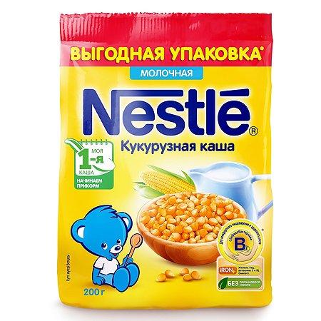 Каша Nestle молочная кукурузная  200г 6 месяцев