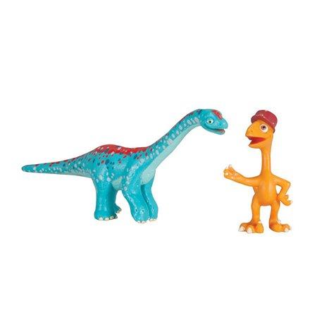 Динозавры Поезд динозавров Арни и X-Ray Гилберт