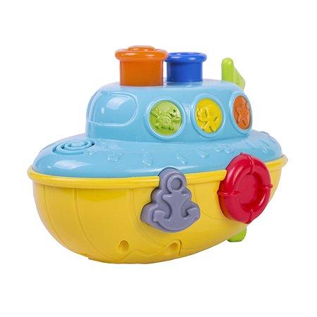 Игрушка для купания Baby Go Лодка