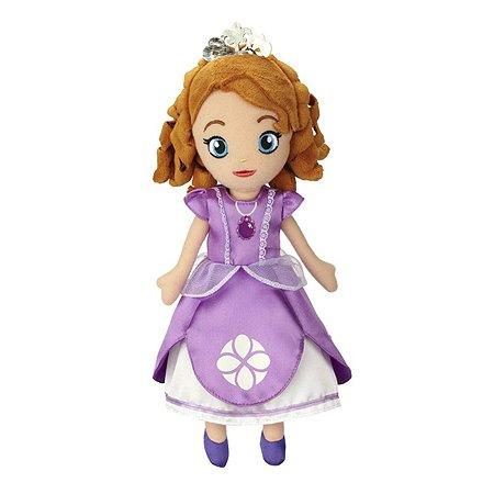 Кукла CDI Принцесса София 20 см (плюш)