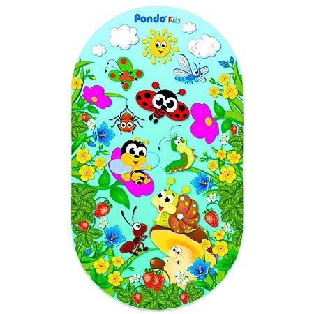 Коврик для ванной Pondo Полянка РК-0027