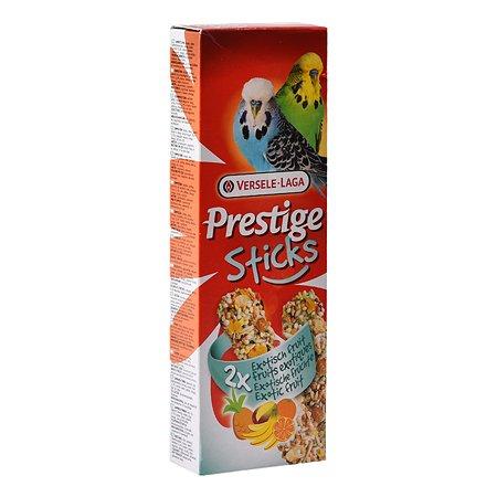 Лакомство для волнистых попугаев Versele-Laga Prestige Палочки с экзотическими фруктами 30г 2шт