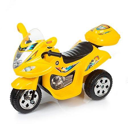 Электромобиль Babyhit Little Racer Мотоцикл Yellow