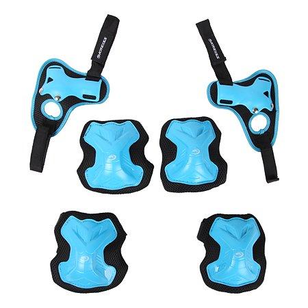 Набор защиты для роллера Kreiss M Голубой OC-M092-B