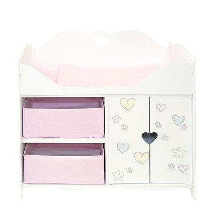 Кроватка-шкаф для кукол PAREMO Крошка мили PRT120-01