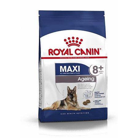 Корм для собак ROYAL CANIN пожилых крупных пород 15кг