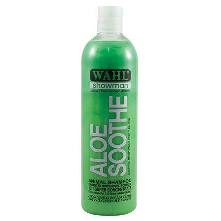 Шампунь для животных Wahl Aloe Soothe 500мл