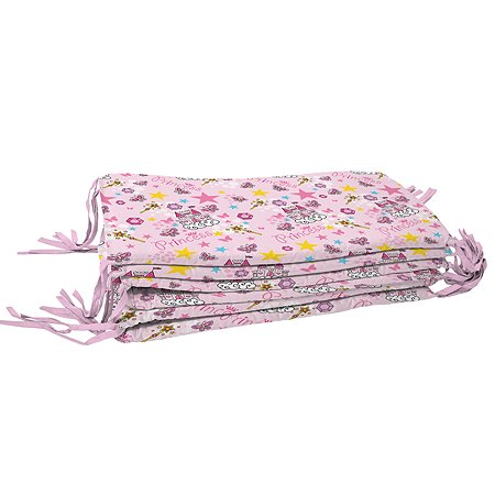 Бортик в кроватку TITINO Princess 596770