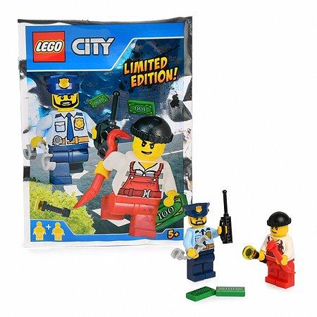 Комикс ORIGAMI Журнал Lego City в ассортименте