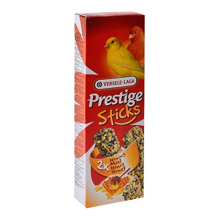 Лакомство для канареек Versele-Laga Prestige Палочки с медом 30г 2шт