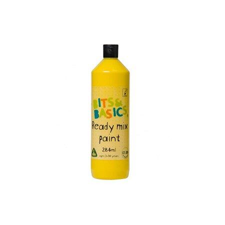 Краска ELC смываемая 284мл Желтая 120171