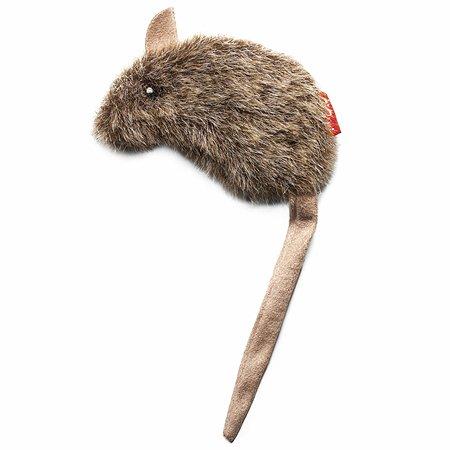 Игрушка для кошек GiGwi Мышка с кошачей мятой 75300