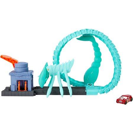 Набор игровой Hot Wheels Сити Атака ядовитого скорпиона GTT67