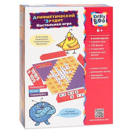 Настольная игра Kribly Boo Арифметический Эрудит