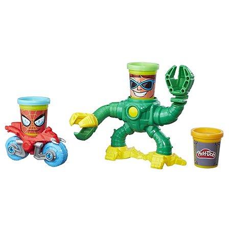 Игровой набор Play-Doh Человек Паук