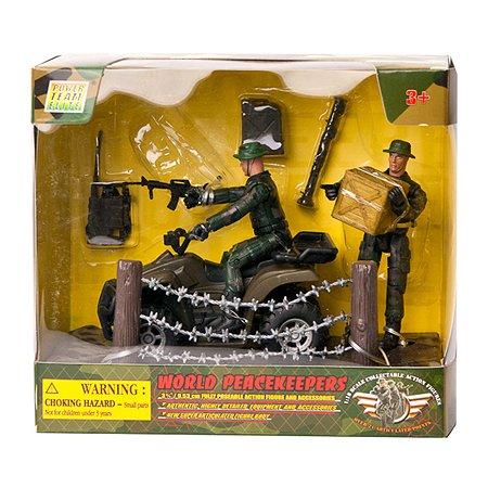 Игровой набор M&C Миротворцы Военный патруль в ассортименте