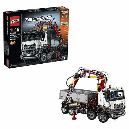 Конструктор LEGO Technic Mercedes-Benz Arocs 3245 (42043)