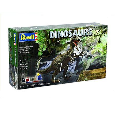 Сборная модель Revell Аллозавр