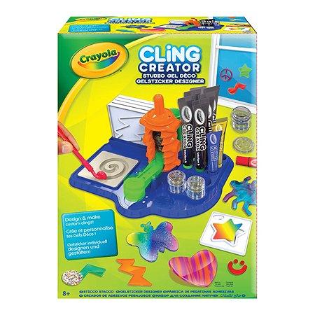 Набор Crayola для создания липучек