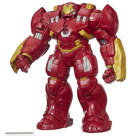 Интерактивная фигурка Marvel Титаны: Халк Бастер