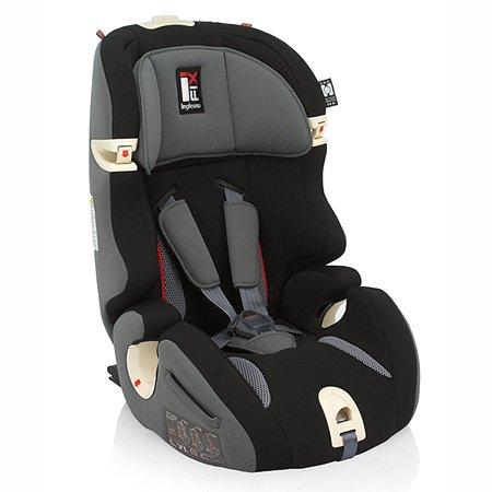 Автокресло Inglesina Prime Miglia I-Fix Black